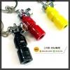 Power intake HKS พวงกุญแจ พวงกุญแจซิ่ง งานโลหะ HKS Keychain