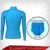 ชุดดำน้ำ รุ่นผ้า 2 ชั้น สีฟ้า Aqua