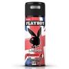 เพลย์บอย ลอนดอน สเปรย์ระงับกลิ่นกาย 150มล. (Playboy London Deodorant Body Spray 150ml)