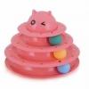 ของเล่นแมวน่ารัก รางบอลสามชั้น