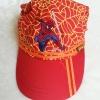 หมวก ลาย สไปเดอร์แมน สีส้ม