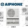LEM-3/LE-A อินเตอร์คอม 4 สถานี ชนิดเดินสาย (AIPHONE) ชุด 4 เครื่อง