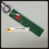 พวงกุญแจผ้า พร้อมตะขอเกี่ยว Takata : Keychain