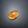 แก้วกาบทอง กาบสวย น้ำงาม ขนาด2.1*1.6 cm