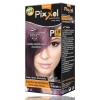 โลแลน พิกเซล คัลเลอร์ครีม P19 น้ำตาลประกายม่วงเหลือบม่วง (Deep Violet Brown) สำหรับปิดผมขาว