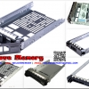 NRX7Y [ขาย จำหน่าย ราคา] Dell 2.5-inch HDD Tray Caddy for M620 M420 M520 M820 Blade Server