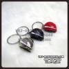 พวงกุญแจ หมวกกันน๊อค พวงกุญแจรถซิ่ง : Keychain - Helmets