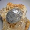 เม็ดโต แก้วขนเหล็ก สักรชาติรัศมีใน สวยงาม ขนาด 3.8* 3 ขนาดสะสม หรือทำกำไล