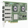 Emulex LightPulse 4Gb/s Quad-Channel Fibre Channel Host Bus Adapter (HBA)