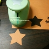 Punch ที่เจาะกระดาษ 3นิ้ว(7.2cm) รูปดาว