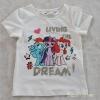 H&M เสื้อโพนี สีขาว Living the dream size : 1.5-2y / 6-8y