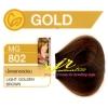 ครีมเปลี่ยนสีผม ดีแคช มาสเตอร์ แมส คัลเลอร์ครีม Dcash Master Mass Color Cream MG 802 น้ำตาลทองอ่อน (Light Golden Brown) 50 ml.