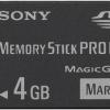 Sony Memory Stick Pro Duo 4GB - Mark II - ของแท้ ประกันร้าน 5 ปี