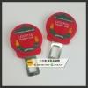 ลิเวอร์พูล LiverPool ตัวตัดสัญญาณเสียงเข็มขัดนิรภัย เสียบเบลท์หลอก ลอกเบลท์ Buckle (คู่)