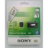 Sony Memory Stick Micro (M2) - 4GB Bundle USB Reader Card