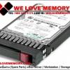 597609-003 HP 600-GB 6G 10K 2.5 DP SAS HDD