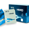 HMD 2IN1 Natural heavy metal detoxifier for the ultimate inner cleansing ดักจับ ขับ สารโลหะหนักที่ร่างกายต้องแบกรับไว้ทั้งหมดออกจากร่างกายของเรา 60 ซอง