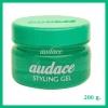 ออด๊าซ สไตล์ลิ่ง เยล (เขียว) audace Styling Gel 200 กรัม