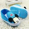 **Disney** Pre walker shoe มิกกี่เมาส์สีฟ้า