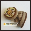 Rilakkuma หุ้มเกียร์ กระปุก ริลัคคุมะ หมีแมว Knob cover