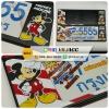 กรอบป้ายทะเบียน กันน้ำ มิกกี้เม้าส์ Mickey Mouse : License plates