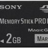 Sony Memory Stick Pro Duo 2GB - Mark II - ของแท้ ประกันร้าน 5 ปี