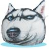 พร้อมส่ง กระเป๋าน้ำร้อนไฟฟ้า ถุงน้ำร้อนไฟฟ้า น้องหมาไซบีเรียนฮัสกี Siberian Huskyถอดซักได้