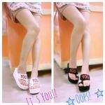 รองเท้า fashion ประดับเพชร YOU