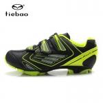 รองเท้าจักรยานเสือภูเขา TIEBAO รุ่น TB35-B1521 สีดำเขียว