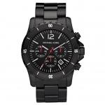 นาฬิกาข้อมือ Michael Kors MK8161 New Michael Kors Black Stainless Steel ion Plated