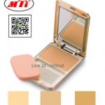 MTI แป้งผสมครีมรองพื้นและทองคำ (ใช้ได้กับทุกสภาพผิว SPF20)^^สั่งเราส่งฟรี^^