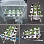 ชุดปลูกผักไฮโดรโปนิกส์ 12 ช่องปลูก
