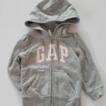 เสื้อกันหนาว GAP สีเทา size 2y