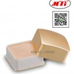 MTI แป้งฝุ่น ผสมทองคำบริสุทธิ์ (โปร่งแสงใช้ได้กับทุกสภาพผิว และทุกสีผิว) ^^สั่งเราส่งฟรี^^
