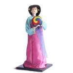 ตุ๊กตาชุดประจำชาติเกาหลี