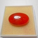 เม็ดโต แก้ววิทูล สุริยประภา ขนาด3x 1.9cm ทำหัวแหวน