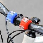 ไฟจักรยาน รุ่น ไฟซิลิโคนคู่ 2LED