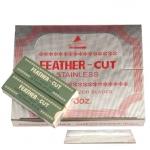 ใบมีด ขนนก กันคิ้ว FEATHER-CUT Stainless Made In Japan