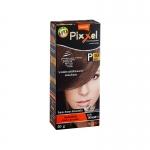 โลแลน พิกเซล คัลเลอร์ครีม P10 ช็อกโกแล็ตเช้ม (Dark Chocolate) ปิดผมขาวแนบสนิท