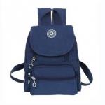 กระเป๋าเป้สะพายหลังผ้าไนล่อนกันน้ำอย่างดี รุ่น 1150 - D.Blue