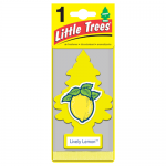 Little Trees กลิ่น Lively Lemon (มะนาวเหลือง)