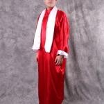 เช่าชุดแฟนซี &#x2724 ชุดแฟนซี จีน ชุดเจ้าพ่อเซี่ยงไฮ้ - สีแดง