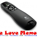 Logitech Wireless Presenter Laser R400