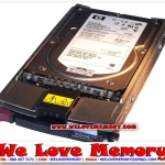 365699-009 HP 146Gb 15K RPM ULTRA320 SCSI 3.5INC HOT-SWAP W/TRAY HDD