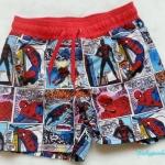 H&M : กางเกงขาสั้น (Patterned swim shorts) ลาย spiderman Size : 1.5-2y / 2-4y / 4-6y / 6-8y / 8-10y