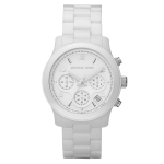 นาฬิกาข้อมือ Michael Kors MK5161 Ceramic White Watch Size 40 mm