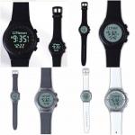 นาฬิกาละหมาด นาฬิกา azan watch แบรนด์ Al-harameen รุ่น sport 4 แบบ ส่งฟรี