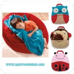 ผ้าห่ม Skip Hop ** Zoo Travel blanket **