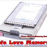 364617-001 HP 146.8GB 15K RPM HP FC-AL FIBER CHANNEL 3.5INC HOT-SWAP W/TRAY HDD