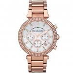 นาฬิกาข้อมือ Michael Kors รุ่น MK5491 Michael Kors Parker Rose Gold-Tone Watch MK5491
